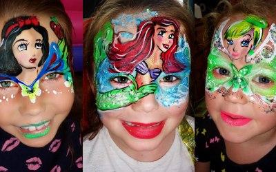 Mask of art 1