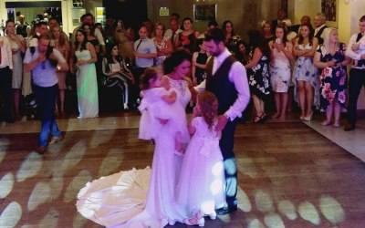 First Dance with the Family