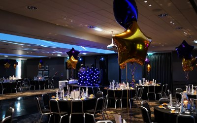 Awards Ceremony, Apex Hotel, Dundee