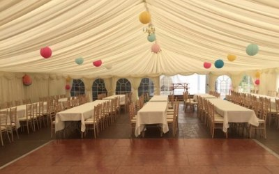 Party Town Marquees 1