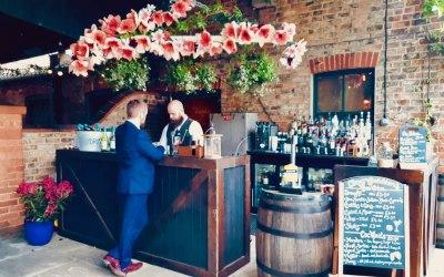 The Bon Vivant Mobile Bar Company 7