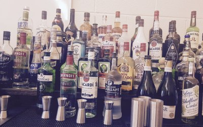 Large Drink Selection