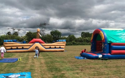 Wrexham Bouncy Castles 4