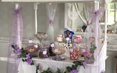 Sweet Dreams Candy Cart 6