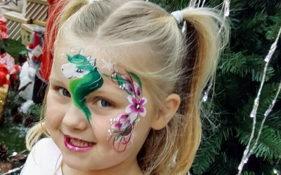 Face painting by Julie-Marie 3