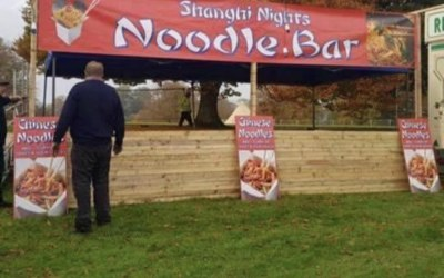Chinese noodles bar
