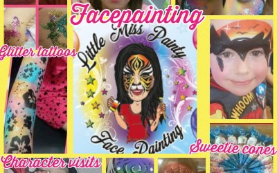 Little Miss Painty Facepainting 3