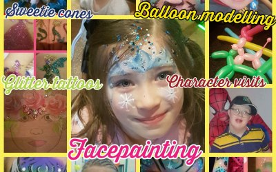 Little Miss Painty Facepainting 2