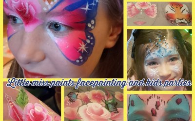 Little Miss Painty Facepainting 1