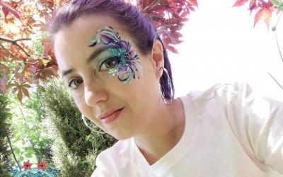 Katie's Festival Faces 3