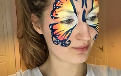 Sophie's Face Painting 1