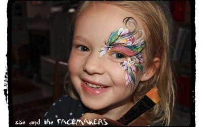 Zoe and the Facemakers  1