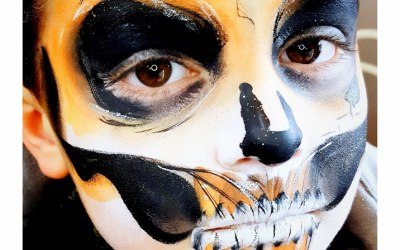 Tick Boom Face Painting & Body Art 8