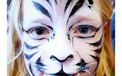 Tick Boom Face Painting & Body Art 7