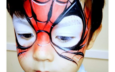 Tick Boom Face Painting & Body Art 3