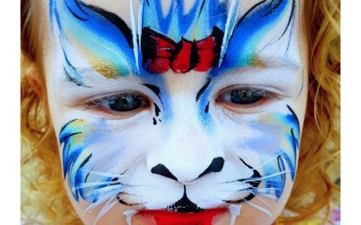 Tick Boom Face Painting & Body Art 5