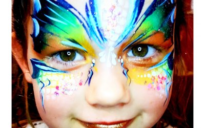 Tick Boom Face Painting & Body Art 2