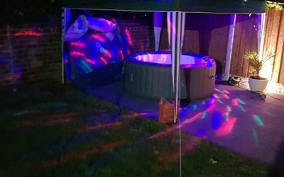 Garforth Hot Tub Hire 2