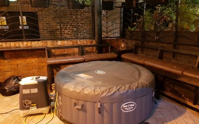 Garforth Hot Tub Hire 1