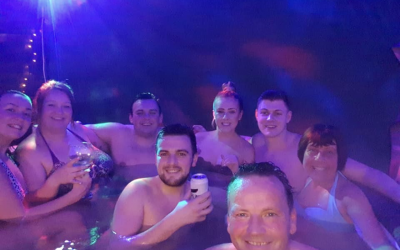 Garforth Hot Tub Hire 3