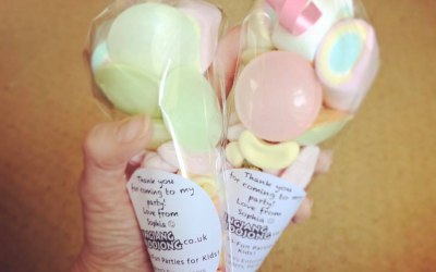 Party sweet cones to add to your day