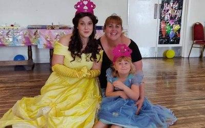 Belle Family Photo