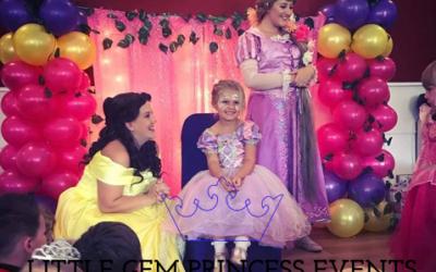 Belle & Rapunzel Royal Coronation