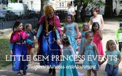 Anna Princess Parade