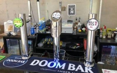 Go Cornish! Mobile Bar Co. 1