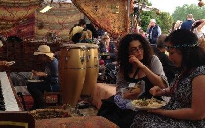 percussion lounge