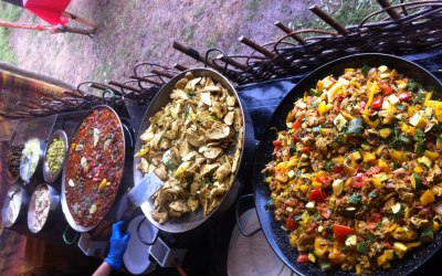 Spanish & Mexican dishes