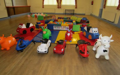 Adventure Time Soft Play Hire 2
