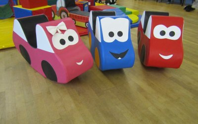 Adventure Time Soft Play Hire 4