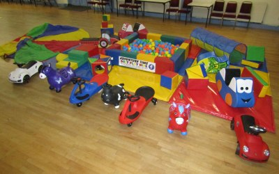 Adventure Time Soft Play Hire 1