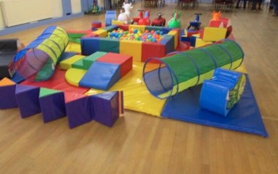 Adventure Time Soft Play Hire 5