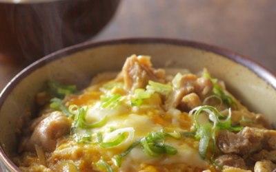 Donburi - rice bowl