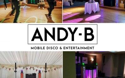AndyB - Mobile Disco & Entertainment 1