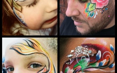Funky Faces Facepainting and Body Art 2