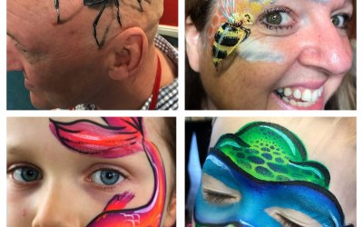 Funky Faces Facepainting and Body Art 8