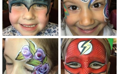 Funky Faces Facepainting and Body Art 7