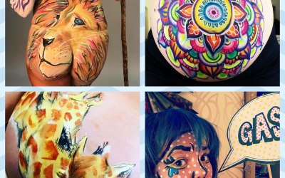 Funky Faces Facepainting and Body Art 3