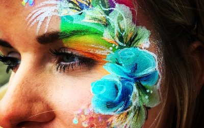 Funky Faces Facepainting and Body Art 1