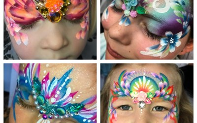 Funky Faces Facepainting and Body Art 5