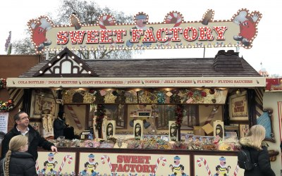 Our pic & mix sweet shop