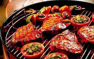 BBQ......Hmm!!