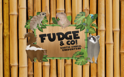 Fudge & Co. Exotic Animal Encounters 1