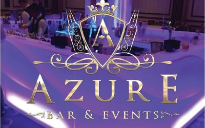 Azure LED Square Bar