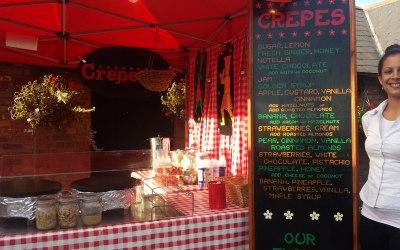 Happy Crepes