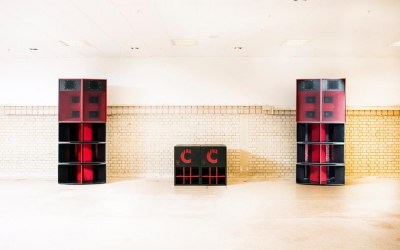The CrimsonCraft Sound System