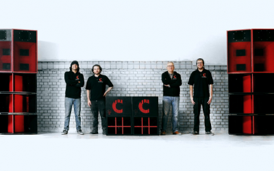 The CrimsonCraft Audio Team